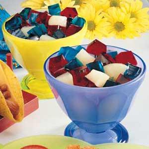 Fourth of July Jell-O Recipe