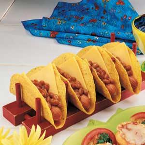 Taco Dogs Recipe