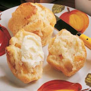 Peaches and Cream Muffins Recipe