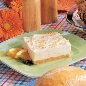 Fluffy Cheesecake Dessert Recipe