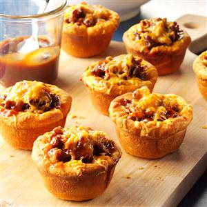 Farmhouse Barbecue Muffins Recipe