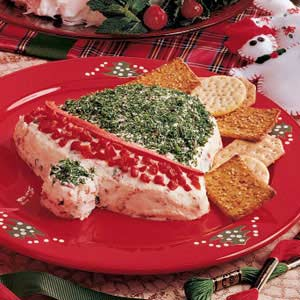 Jingle Bell Spread Recipe