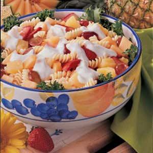 Fruited Pasta Salad Recipe