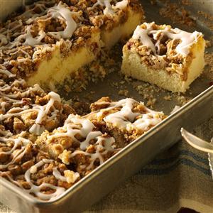 Caramel Nut Breakfast Cake Recipe