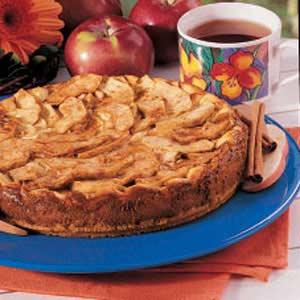 recipe: bavarian apple torte taste of home [2]