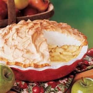 Apple Meringue Pie Recipe