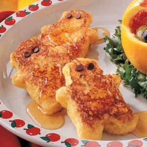 Honey Bear French Toast Recipe
