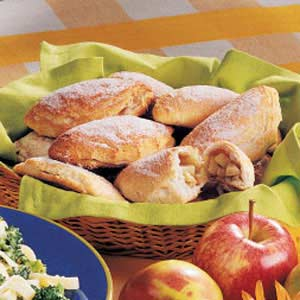 Apple Cinnamon Turnovers Recipe