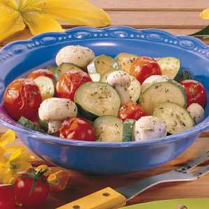 Bundle of Veggies Recipe