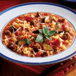 Lasagna Soup Recipe