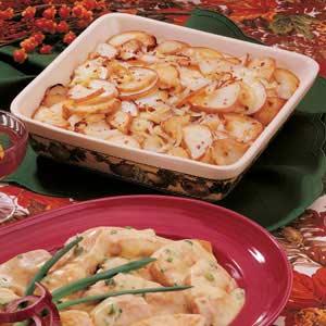 Zesty Red Potatoes Recipe