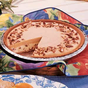 Pumpkin Ice Cream Pie Recipe