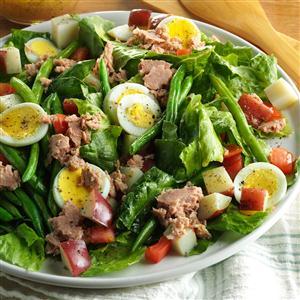 Quick Nicoise Salad Recipe Taste Of Home