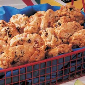 Bacon Breakfast Cookies Recipe