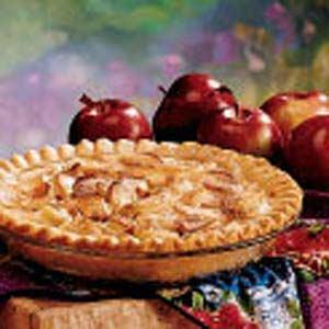 Apple Cream Pie Recipe