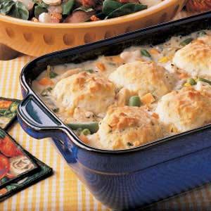 Chicken 'n' Biscuits Recipe