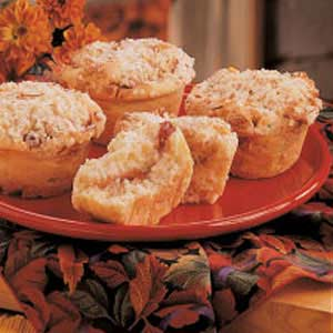 Cherry Almond Muffins Recipe