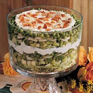 Make-Ahead Lettuce Salad Recipe