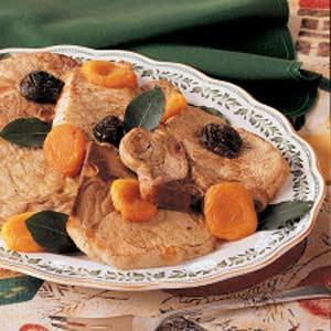 Autumn Pork Chops Recipe