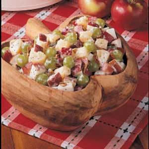 Favorite Apple Salad Recipe