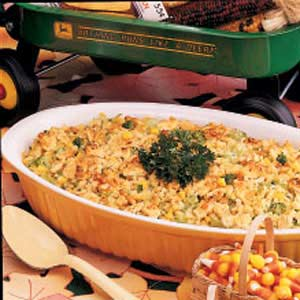 Corn State Broccoli Bake Recipe