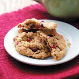 Cranberry Crisps Recipe