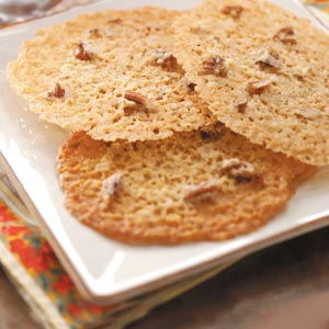 Buttery Lace Cookies Recipe