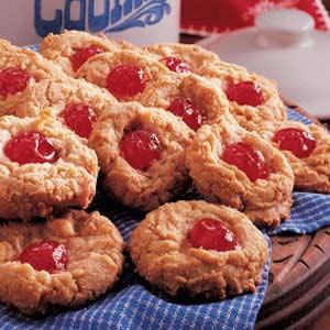 Cherry Almond Chews Recipe