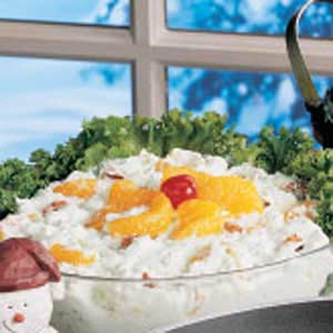 Cottage Cheese Fluff Recipe