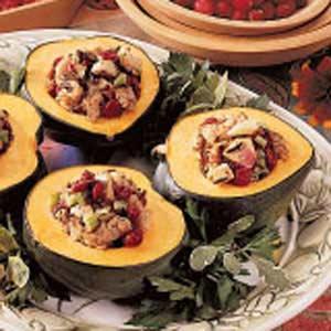 Autumn Acorn Squash Recipe