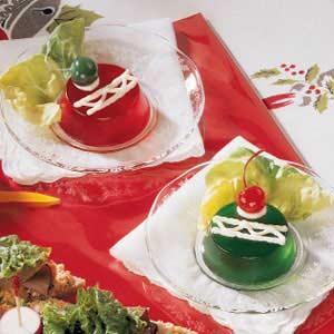 Gelatin Christmas Ornaments Recipe | Taste of Home