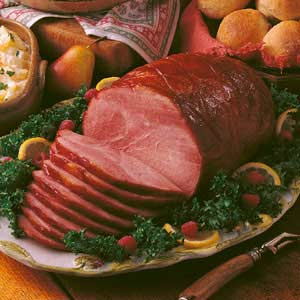 Raspberry Ham Glaze Recipe
