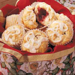 Sweet Raspberry Muffins Recipe