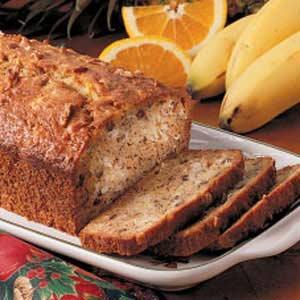 Aloha Quick Bread Recipe