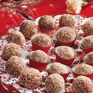 No-Fuss Truffles Recipe