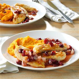 Apricot Cranberry Chicken Recipe