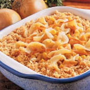 Creamy Corn and Noodle Casserole Recipe