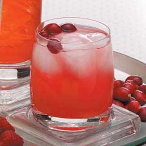 Cranberry Quencher Recipe