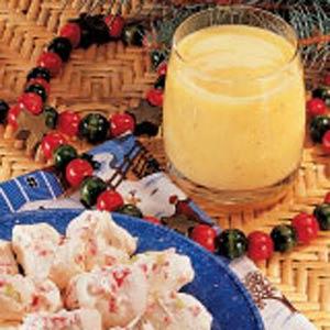 Low-Fat Eggnog Recipe