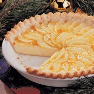 Quick Apple Cream Pie Recipe