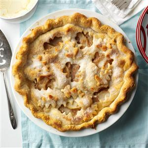 Homemade Pear Pie Recipe