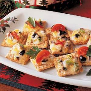 Easy Olive Snacks Recipe