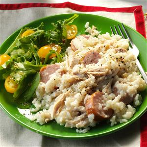 South Carolina Chicken & Rice Recipe