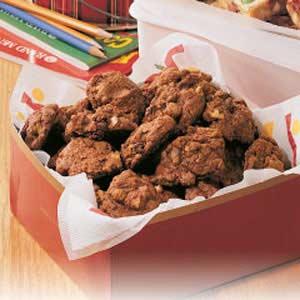 Mocha Fudge Cookies Recipe