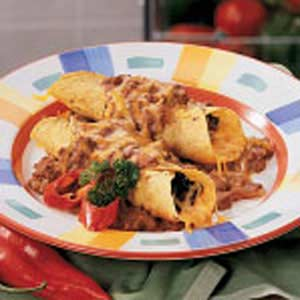 Skillet Enchiladas Recipe