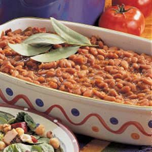 Fit-For-A-King Baked Beans Recipe