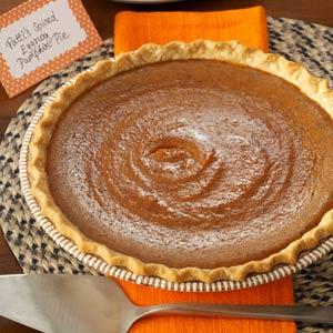 25 Ways To Make Pumpkin Pie