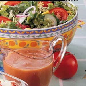 No-Oil Salad Dressing Recipe