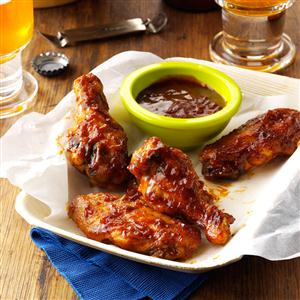 Zesty Chicken Wings Recipe