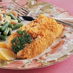 Herb-Coated Cod Recipe